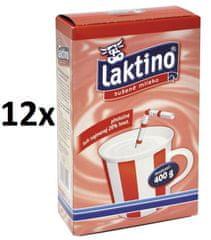 LAKTINO Sušené mléko plnotučné 26% 12× 400g