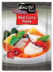 EXOTIC FOOD Červená kari pasta 12 × 50 g