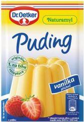 Dr.Oetker 40× Naturamyl Puding s příchutí vanilky 37 g