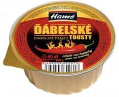 Hamé Diabolské tousty mäsovozeleninová zmes na hrianky 16 x 120 g