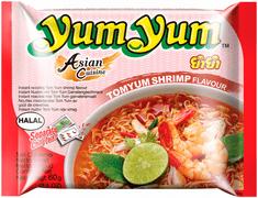 YumYum Instantní nudlová polévka příchuť Tom Yum 30× 60 g