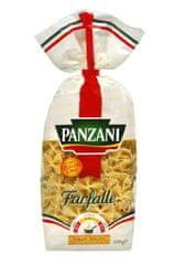 Panzani Farfalle bezvaječné semolinové sušené cestoviny 12 × 500 g