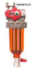 """Immergas Magnetický filtr 3/4"""", odlučovač Magnetic MG-V4"""