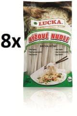 Lucka Rezance ryžové bezlepkové 3mm 8 × 240g