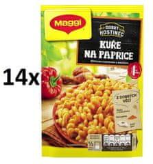 MAGGI Dobrý hostinec Kuře na paprice 14× 153g