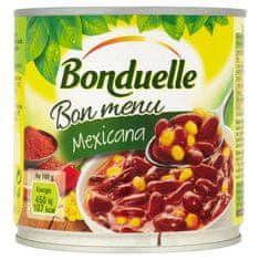 Bonduelle Mexicana červená fazuľa s kukuricou v chilli omáčke 12 × 430 g
