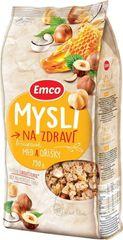 EMCO 12× Mysli Křupavé Med a ořechy 750 g