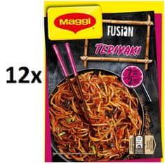 MAGGI magic Asia Teriyaki smažené nudle 12× 130g