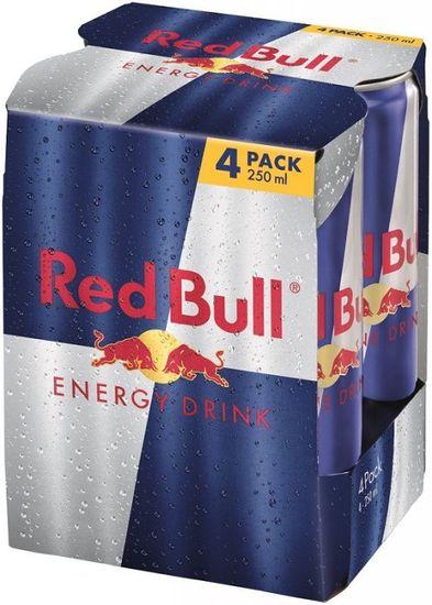 Red Bull Energy drink 4 × 250 ml
