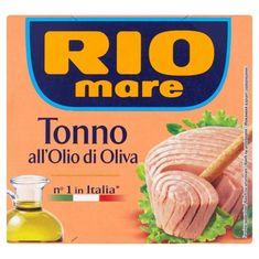 Rio Mare Tuniak v olivovom oleji 12× 160 g