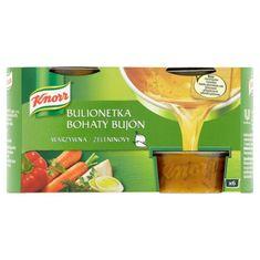 KNORR Bohatý Bujón Zeleninový 8× (6x28 g 28 g)