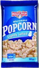 MAGIC POP Popcorn slaný 16× 90 g