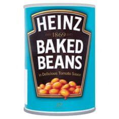 HEINZ Biele fazule v paradajkovej omáčke 24 x 415 g