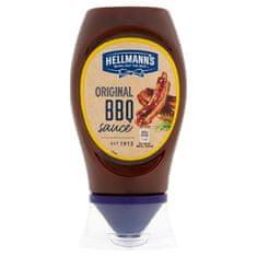 HELLMANN'S Omáčka k mäsu BBQ 8 x 250 ml