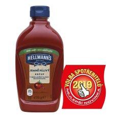 HELLMANN'S Kečup jemne pálivý 12 × 470 g