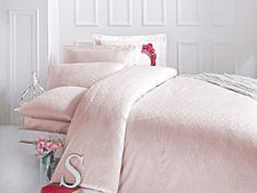 Issimo Damaškové obliečky MONTE PINK ružová 200x220 cm.