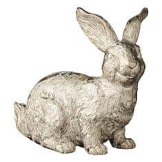 Lene Bjerre Zlatý králík SERAFINA 8cm