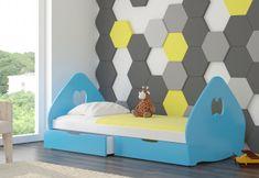 ADRK Dětská postel BALSA - Balsa bíla