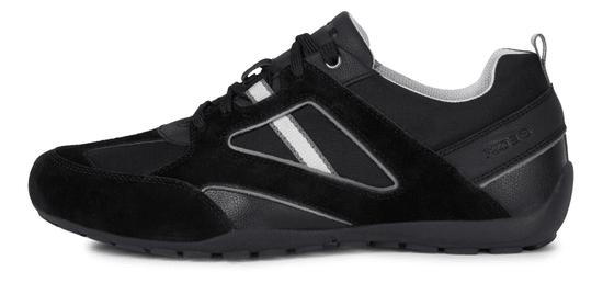Geox pánske tenisky Ravex U023FB 02211 41 čierne