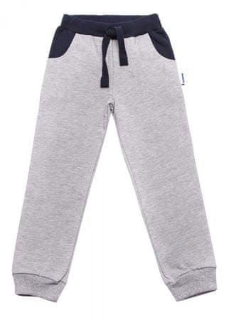 WINKIKI hlače za dječake, 104, sive