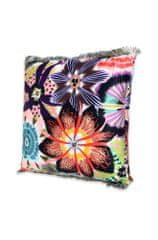 Missoni Home PASSIFLORA dekorační polštář 60 x 60 cm oranžový