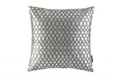 Ch. Fischbacher Dekorativní polštář INDORATO, šedý