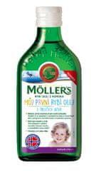 Möller´s  Můj první rybí olej 250 ml