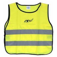 Compass Vesta výstražná žlutá dětská S.O.R. EN 1150:1999