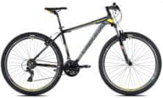 Capriolo MTB Level 9.1 muški bicikl, 29/21AL, crno-sivi