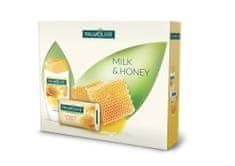Palmolive darilni paket Honey Moments gel za prhanje + toaletno milo