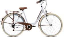Capriolo Tour Diana-S ženski bicikl, 28/7AL, bijeli