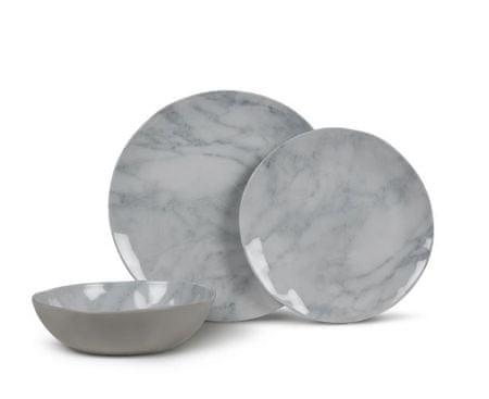 Kampa pribor za jelo Marble, 12 komada