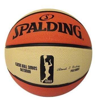 Spalding WNBA All Star Outdoor žoga za košarko, velikost 6