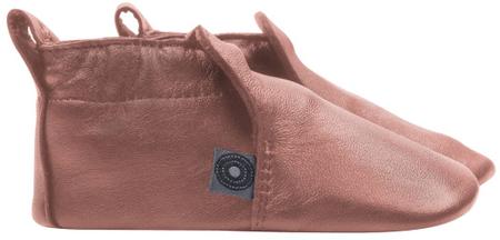Lodger totyogó baba cipő Stepper Basic Sensitive ST53_6_7_002_316, 17, rózsaszín