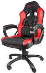Genesis Nitro 330, čierna/červená (NFG-0752)