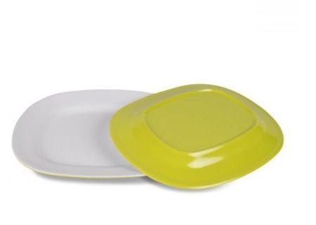 Kampa servirna plošča Citrus Green