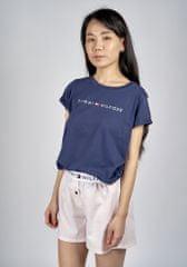 Tommy Hilfiger dámské pyžamo UW0UW02324 SS Short Set Woven