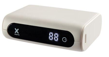 Xtorm GO prenosna baterija, 10000 mAh, bela