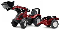 Falk Traktor z pedałami Valtra 54
