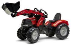 Falk traktor na pedały Case IH Puma 240CVX z przednią łyżką