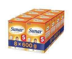 Sunar Complex 5, 8x600g