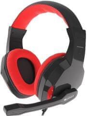 Genesis Argon 110, černá/červená (NSG-1437)
