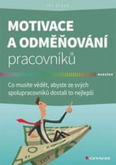 Urban Jan: Motivace a odměňování pracovníků - Co musíte vědět, abyste ze svých spolupracovníků dosta