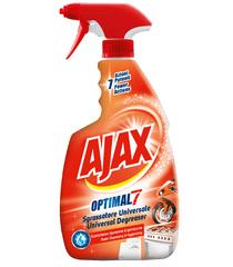 AJAX Multiactions Spray večnamensko čistilo za vse površine, 600 ml