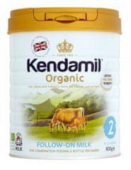Kendamil pokračovacie BIO mlieko 2 (800 g) nová receptúra