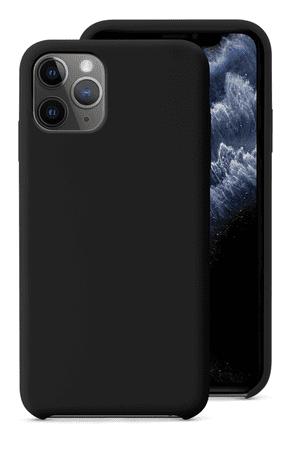 EPICO SILICONE CASE 2019 iPhone 11 Pro - fekete (42310101300001)