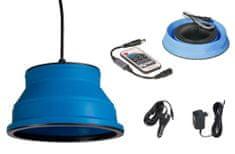 Kampa LED svjetiljka Groove, plava