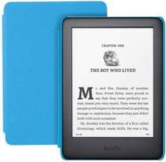 Amazon Kindle Kids Edition, 8 GB, Wi-Fi e-bralnik, moder