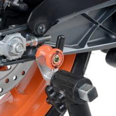 R&G racing M10 Ochranné cievky do kyvku (pár), oranžové