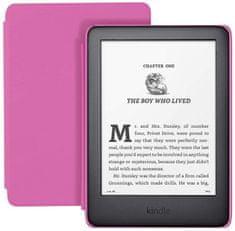 Amazon Kindle Kids Edition, 8 GB, Wi-Fi e-bralnik, roza